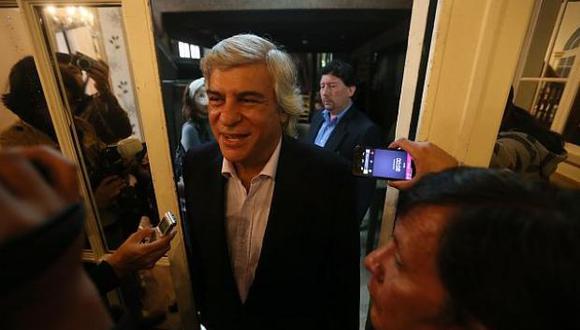 Fernando Olivera postuló sin éxito en las elecciones del 2001 y 2016. Podría tentar por tercera vez en el 2021. (Foto: GEC)