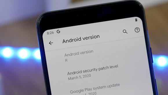 Android tiene actualmente más de 3 mil millones de usuarios en todo el mundo que deberán revisar la versión de su móvil (Foto referencial: Google)