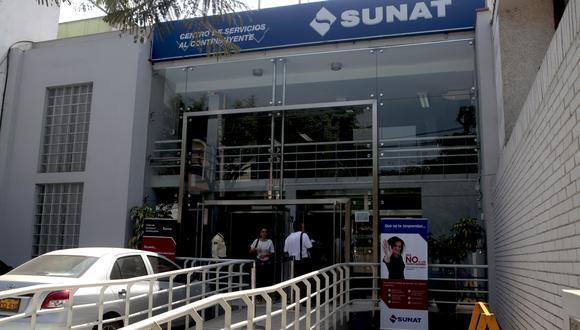 Para obtener mayor información se sugiere ingresar al portal de la Sunat. (Foto: GEC)