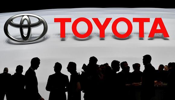 Los nuevos modelos son los primeros productos de Toyota lanzados al mercado que brindan actualizaciones inalámbricas y utilizan tecnología de inteligencia artificial centrada en el aprendizaje profundo. (Foto: AFP)