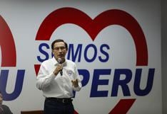 """Vizcarra: """"Congreso incurre en abuso de autoridad al no permitirme ejercer mi defensa"""""""