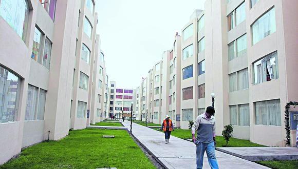 Consenso. Cambios consideraron propuesta de municipalidades y desarrolladores inmobiliarios. ( Foto: GEC)