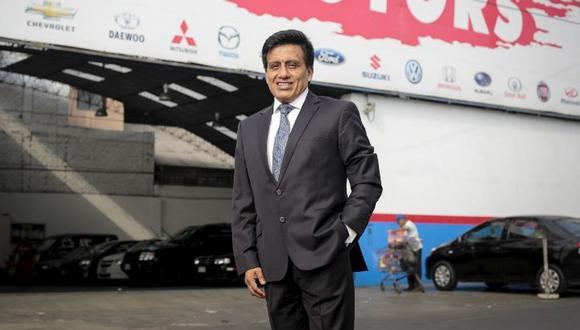 Antonio Camayo es dueño de Iza Motors y está implicado en el caso Los Cuellos Blancos del Puerto. (Foto: GEC)