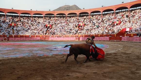 La suspensión de la feria taurina del Señor de los Milagros no ocurría desde 1946. (Foto: Lino Chipana / GEC)