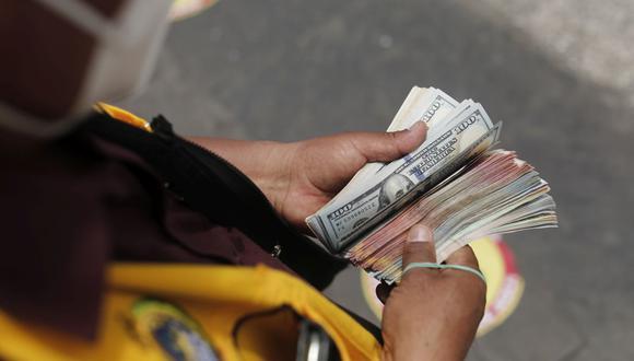 El dólar cerró al alza el lunes. (Foto: Leandro Britto   GEC)