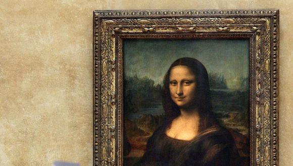 Leonardo da Vinci. (Foto: AFP).
