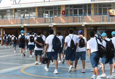 Mensualidades en colegios privados volverían a niveles preCOVID con clases presenciales
