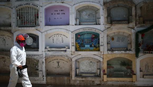 La cantidad de muertos aumentó este sábado.  (Foto: Hugo Corotto/GEC)