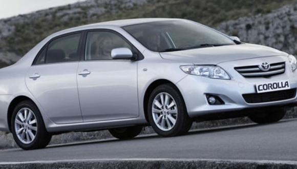Toyota es la marca más buscada, según portal OLX.