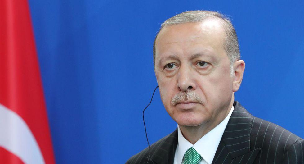 Recep Tayyip Erdogan. (Foto: Bloomberg).