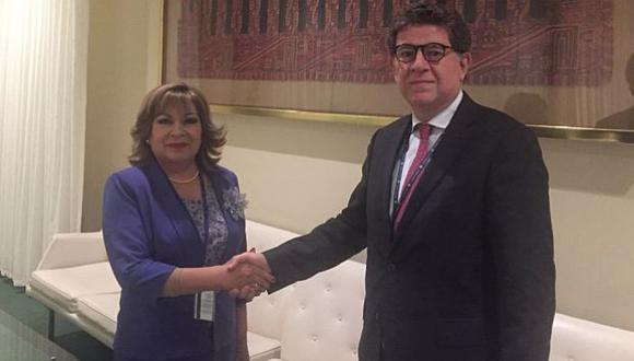 Fiscal peruana