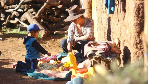 Perú aún ocupa el cuarto lugar a nivel sudamericano en desnutrición infantil, empatada con Colombia, por detrás de Bolivia y Ecuador, según la FAO. (Foto referencial: archivo El Comercio)