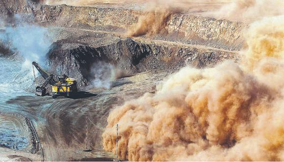 Los prospectos de Magdalena y Pampayeoc se caracterizan por excavaciones mineras históricas y numerosas muestras de plata de alta ley. (Foto referencial)
