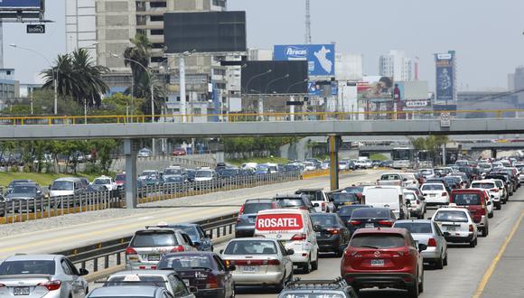 La Autoridad de Transporte Urbano (ATU) busca solucionar el problema del tránsito en Lima y Callao. (Foto: GEC)