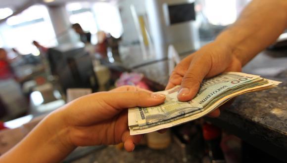 Depósitos a plazo. Repuntan a medida que el gasto de consumo está algo comprimido, según bancos. (Foto: GEC)