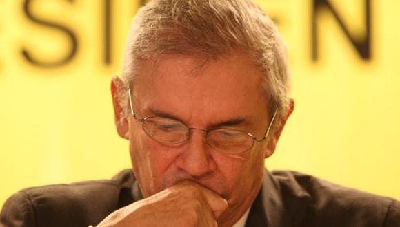 Luis Castañeda Lossio indicó que en el hipotético caso de que haya recibido aportes de constructoras brasileñas, no habría delito. (Foto: GEC)