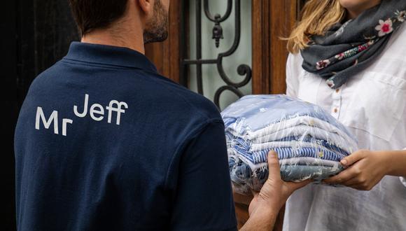 La compañía llegó a Perú en el 2018 con Mr. Jeff, su servicio de lavandería bajo demanda. (Foto: Jeff)