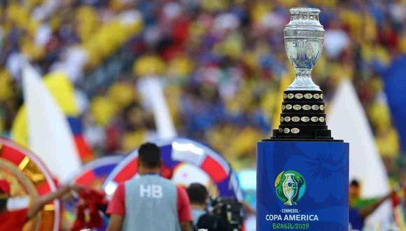 Australia y Catar se bajaron de la Copa América. (Foto: GEC)