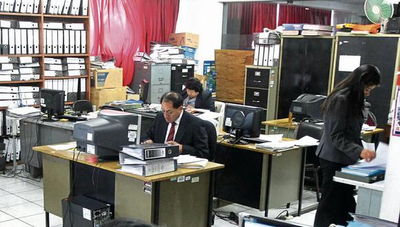 En la mira. Existen unas 1,000 entidades locales y regionales que no se acogieron al régimen Repro-AFP. (Foto: GEC)