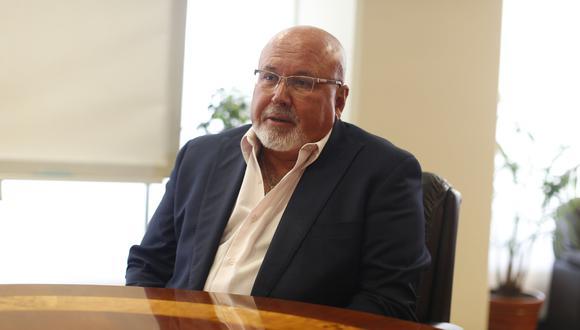Carlos Bruce cuestionó la posición del partido respecto al gobierno de Martín Vizcarra. (Foto: GEC)