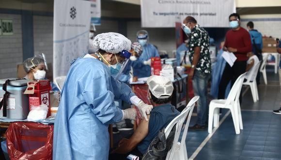 El mandatario llevó hoy un lote de vacunas para Cajamarca. (Foto: GEC)