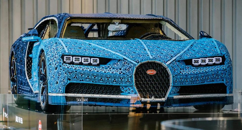 FOTO 1 |Bugatti Chiron