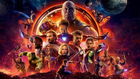 Avengers: Infinity War marca el inicio del fin de una era en el cine.(Foto: Marvel)