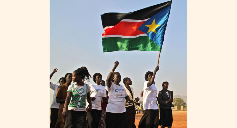 Sudán del Sur: 5,500 turistas. Uno de los países más nuevos del mundo sufre una guerra civil, lo que evidentemente aleja a cualquier turista. (Foto: lahistoriadeldia)