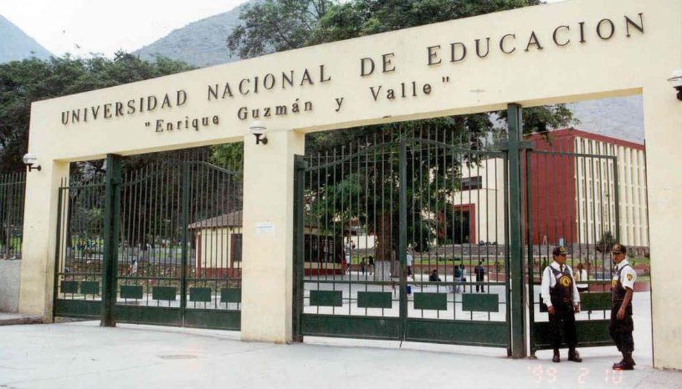 Universidad Nacional Enrique Guzmán y Valle, La Cantuta. (Foto: GEC)