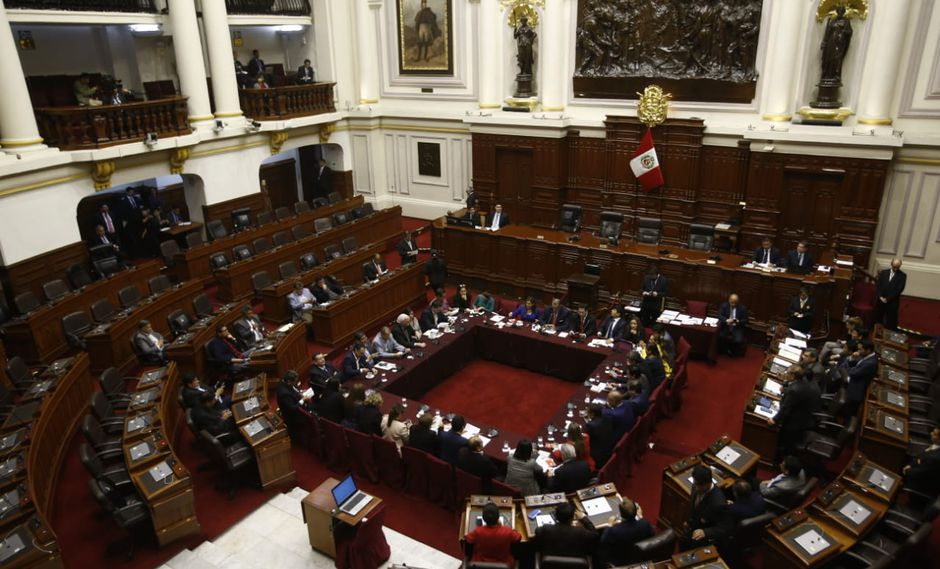 La Comisión Permanente sigue operando tras la disolución del Congreso. (Foto:  GEC)