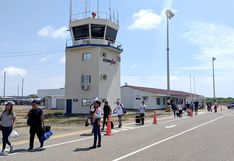 MTC anuncia ampliación de la pista de aterrizaje del aeropuerto de Tumbes