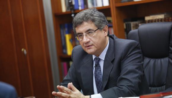 """Juan Sheput dijo que Martín Vizcarra debió """"aprovechar estas fiestas para pensar mejor"""" la selección de los integrantes de la Comisión de Reforma Política. (Foto: GEC)"""