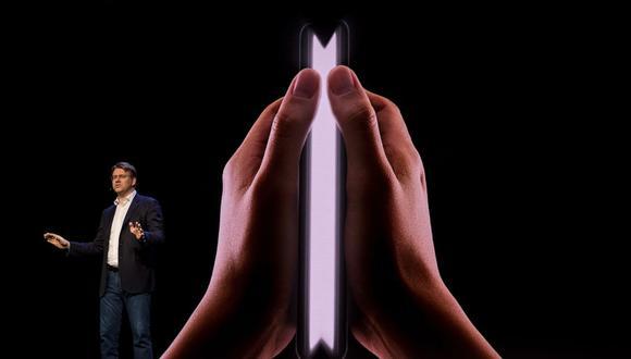 Samsung está colaborando con el diseñador estadounidense Thom Browne en su próximo teléfono plegable.