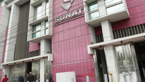 La Superintendencia Nacional de Aduanas y Administración Tributaria (Sunat). (Foto: GEC)