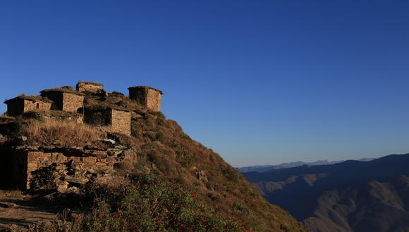 """Rupac, el centro arqueológico considerado el """"Machu Picchu limeño"""", por sus construcciones de piedra. (Foto: Promperú)"""