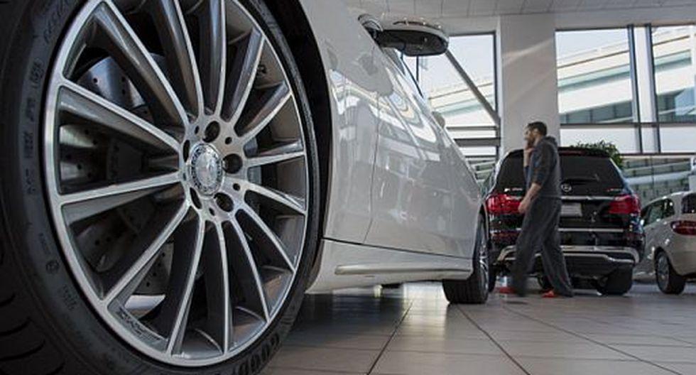 Daimler dijo el mes pasado que las ventas no han igualado su capacidad de producción.