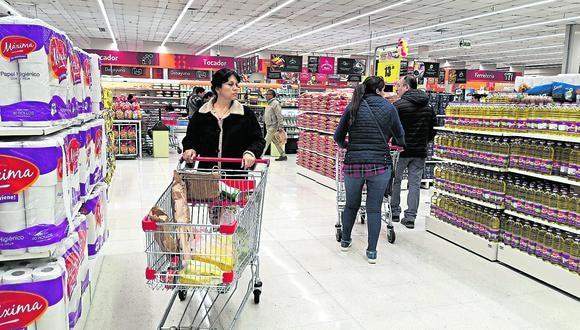 Perspectiva. Marcas deben buscar mostrar en el 2020 costo-beneficio a hogares consumidores, señaló división Worldpanel de Kantar. (Foto: Claudia Llontop)