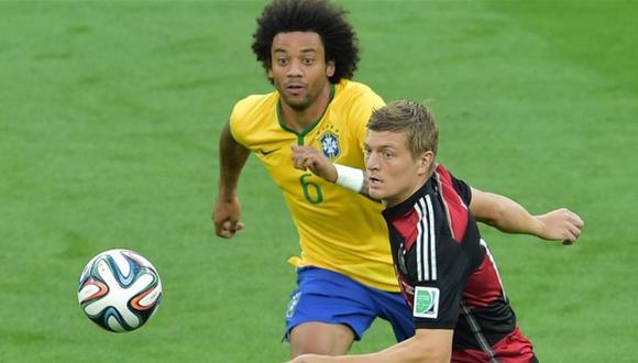 Tanto brasileños como alemanes son favoritos para ganar el mundial de Rusia 2018. (Foto: AFP)