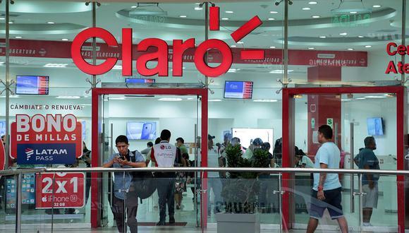 Osiptel confirmó multas que impuso a Claro por temas tarifarios. (Foto: GEC)