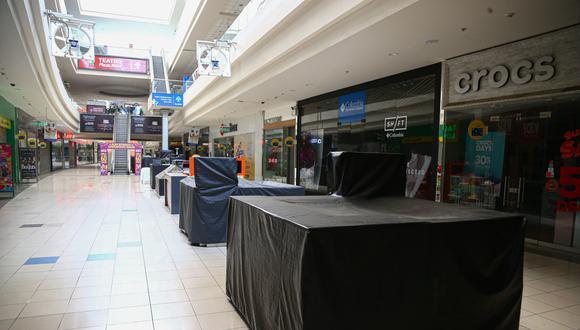 El primer trimestre ya está perdido, y locales comerciales solo buscan reabrir en marzo para no seguir perdiendo. anotan (Foto GEC)