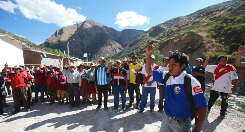 Martín Vizcarra explicó que la actual norma señala que mientras se recupera la inversión del proyecto no se puede hacer la entrega del canon. (Foto: GEC)