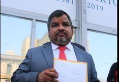 """Julio Arbizu, que lidera transferencia en Minjus: designación de Bellido es el """"primer grave error político del Gobierno"""""""