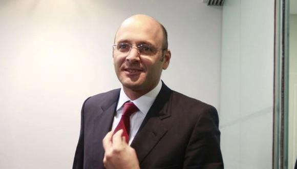 Dionisio Romero Paoletti. (GEC)