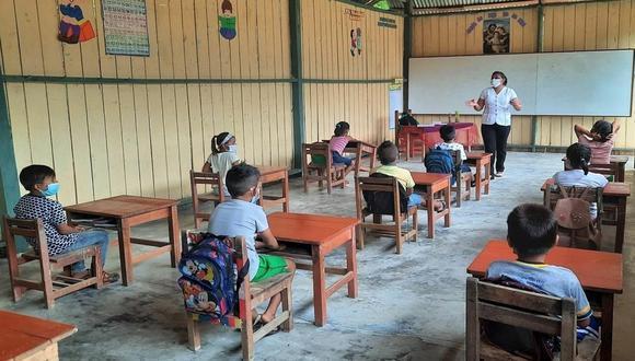 """Ricardo Cuenca explicó que el Minedu analiza cada dos semanas la información epidemiológica del país para determinar """"cuántas de las escuelas podrían estar habilitadas para empezar a trabajar""""."""