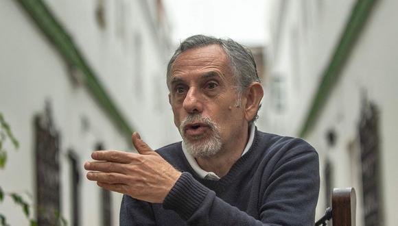 Pedro Francke, ministro de Economía y Finanzas. (Foto: AFP)