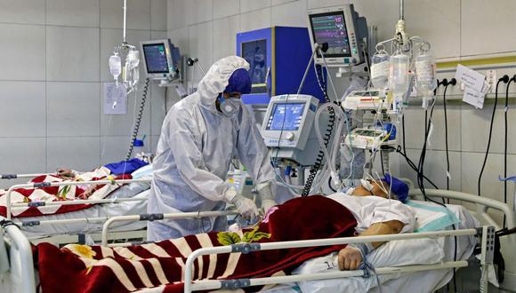 Este viernes se confirmó el primer caso de coronavirus en Lima. (Foto: AFP/Referencial)