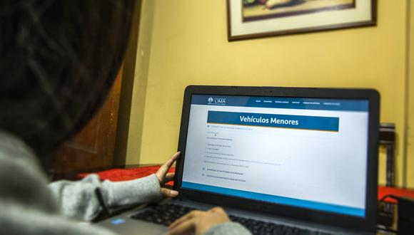 Se programarán citas, con aforo reducido, para recoger los brevetes. (Foto: Municipalidad de Lima)