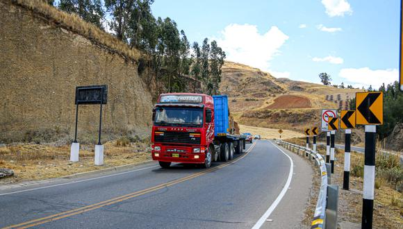 La obra involucra la construcción de la autopista de cuatro carriles que pasará por Huaycán - San Andrés de Tupicocha - Yauli – Pachachaca. (Foto: MTC)