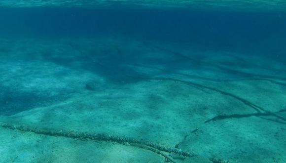 Océano Atlántico. Se estima que en el mundo hay más de un millón de kilómetros de cables instalados en el fondo de los océanos. (Foto: Getty Images)