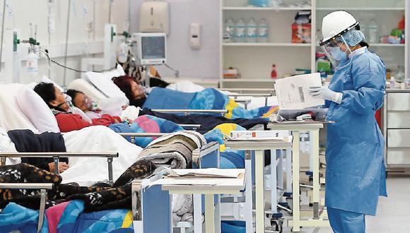 27 de agosto del 2020. Hace 1 año. Hay descenso de exceso de muertes pero aún no de los contagios.